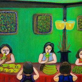 Lorna Maza - Family Dinner