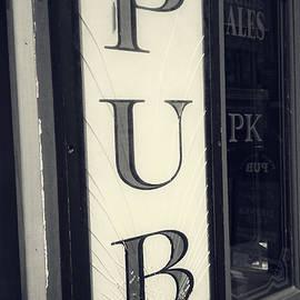 Fancy a pint?