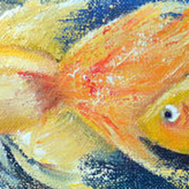 Patricia Caldwell - Fancy Goldfish