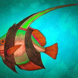 Sergey Lukashin - Fantastic fish Bezaan