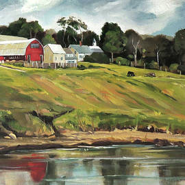 Nancy Griswold - Farm at Four Corners