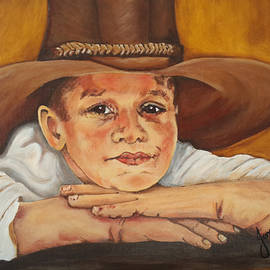 Jeneane Wilson - Farm Boy