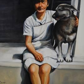 Jean Cormier - Farm Dog