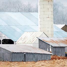 Jim Gerkin - Farm Geometry