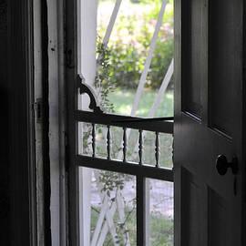 Wilma  Birdwell - Farm House Screen Door
