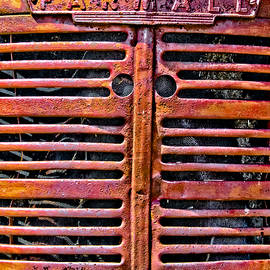 Colleen Kammerer - Farmall Tractor Grill