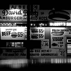 David Gilbert - Fast Food