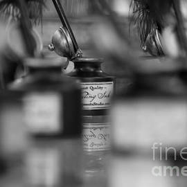Olga Photography - Feather And Ink Bottle