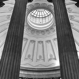 James Aiken - Federal Hall Rotunda