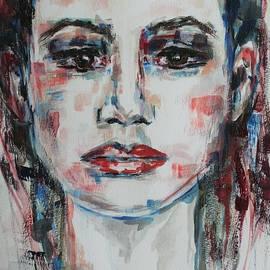 Christel Roelandt - Feels Like The World Upon My Shoulders