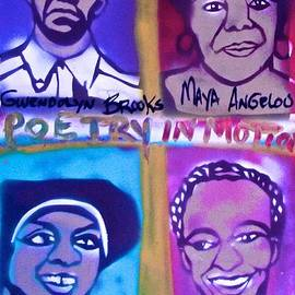 Tony B Conscious - Female POETS in Motion