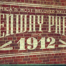 Joann Vitali - Fenway Park 1912 - Boston Red Sox