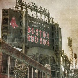 Joann Vitali - Fenway Park Billboard - Boston Red Sox