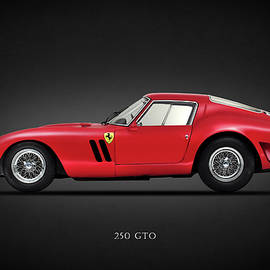 Ferrari 250 GTO - Mark Rogan
