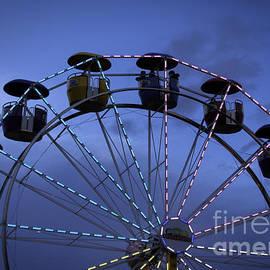 Janice Rae Pariza - Ferris Wheel Evening
