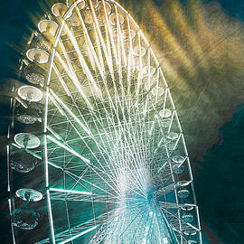 Nannie Van der Wal - Ferris wheel