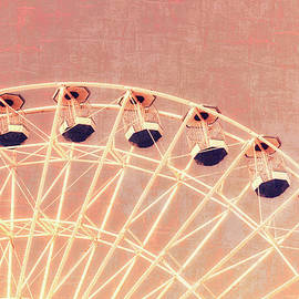 Marianne Campolongo - Ferris Wheel Series 1 Red