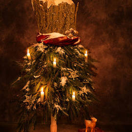 Festive Christmas Vintage Mannequin - Amanda And Christopher Elwell