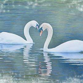 Diane Alexander - Festive Swan Love