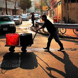Janet Pancho Gupta - Fetching Water