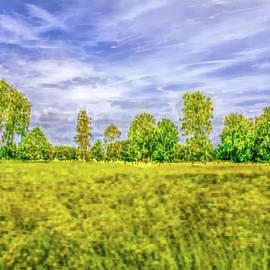 Field Gaeddeholm artistic.