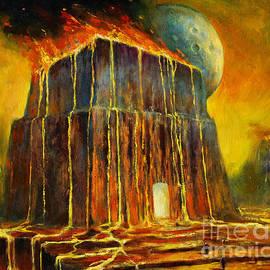 Michal Kwarciak - Fiery Realm