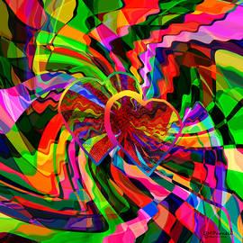 Diane Parnell - Fiesta Hearts