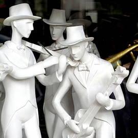 Daniel Gomez - Figures of musicians