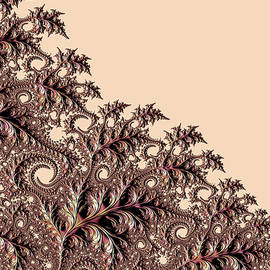 Susan Maxwell Schmidt - Filigree Copper Leaves