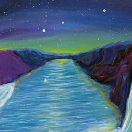 Deyanira Harris - Finding a Blue Planet