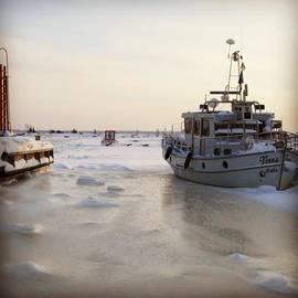 Diego De Marco - #finland#kotka#sea#ice