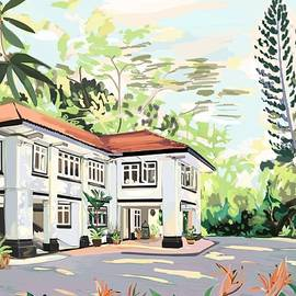 Plum Ovelgonne - Colonial House in Singapore