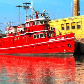 Kathleen Struckle - Fire Boat