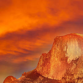 Az Jackson - Fire Over Half Dome