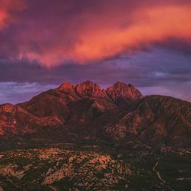 Peter Coskun - Fire Peaks
