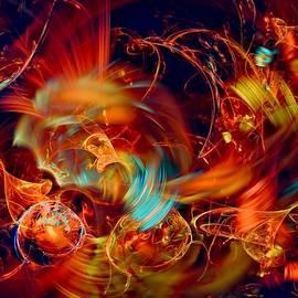 Marfffa Art - Fire storm