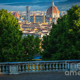 Inge Johnsson - Firenze Vista