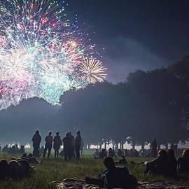 Alfio Finocchiaro - Fireworks for Saint John
