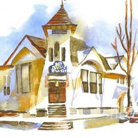 Kip DeVore - First Baptist Church in Winter
