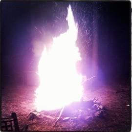 Krysta Hess - First Bon Fire Of The Season