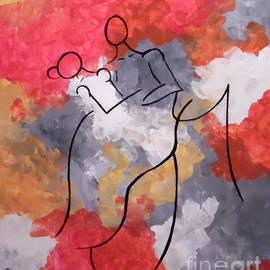 Jilian Cramb - AMothersFineArt - First Dance