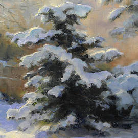First Heavy Snow - Anna Rose Bain