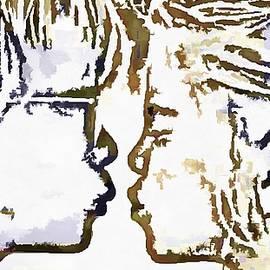 Catherine Lott - First Kiss Pop Art