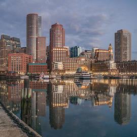 Sean Sweeney - First Light on Boston
