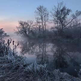 Stanislav Salamanov - First Light on River