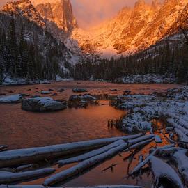 Dustin LeFevre - First Snow at Dream Lake