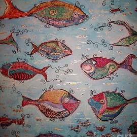 Maria June - Fish Mania part I