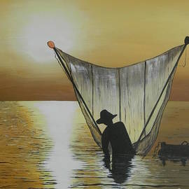 Merrin Jeff - Fisherman
