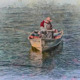 Bill Cannon - Fisherman - Mystic Connecticut