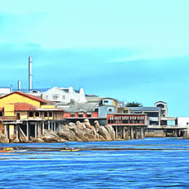 Barbara Snyder - Fishermans Wharf